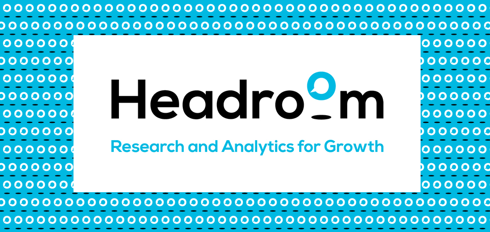 Headroom Research logo | Ultraviolet online